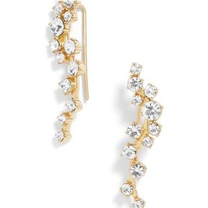 2 for $30$ Baublebar Farah Ear Crawlers